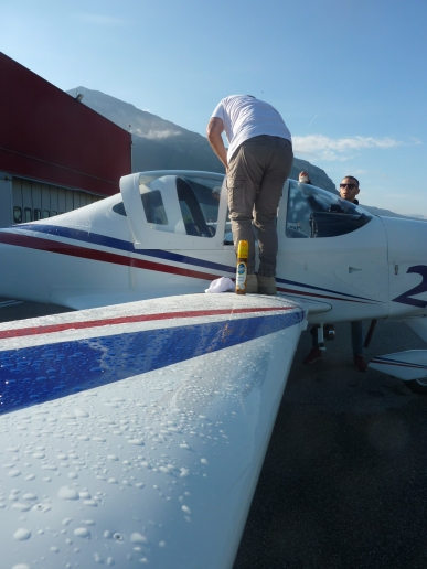 Cockpit check